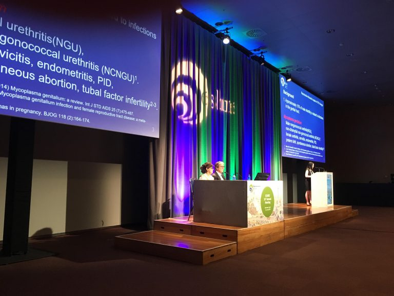 Lika Chkonia ReproART's Founder and Director was invited to chair Male-Factor Infertility Session atESHRE Barcelona 2018